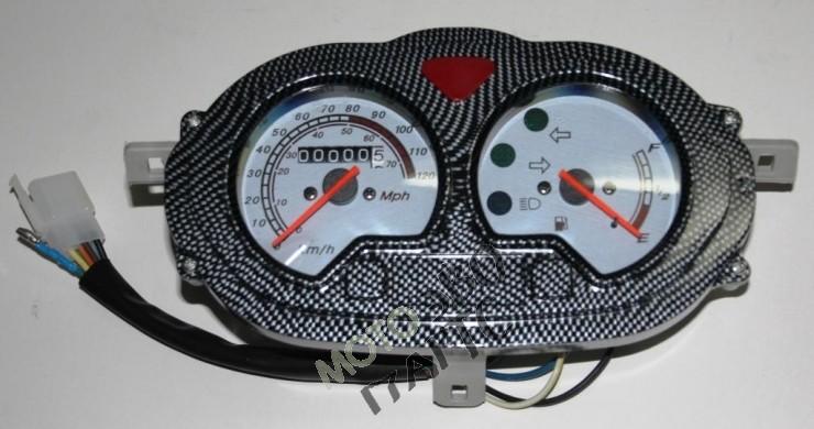 Электронный спидометр на скутер своими руками